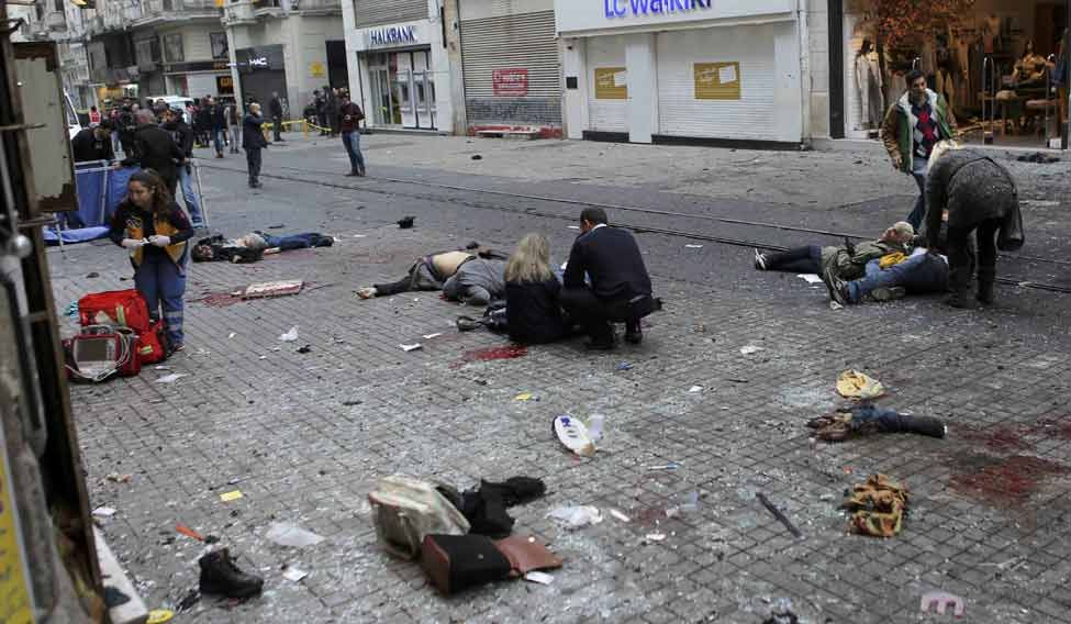 Istanbul-Suicide-Bombing