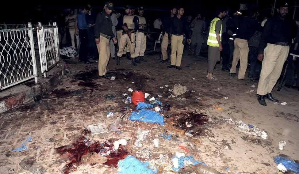Lahore-blast-Taliban