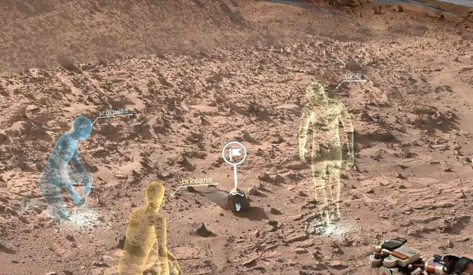 NASA-Microsoft