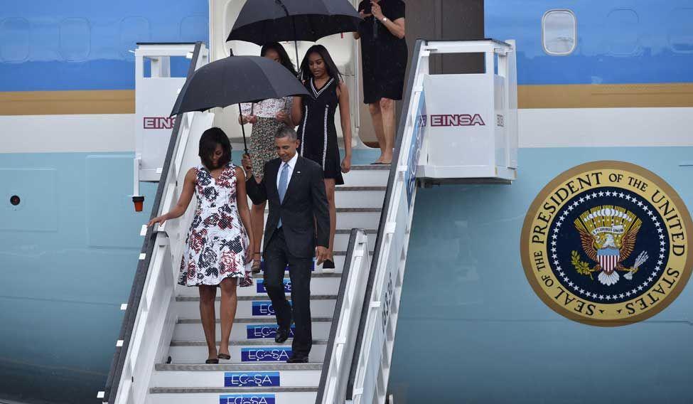 Obama-in-Cuba-arrival