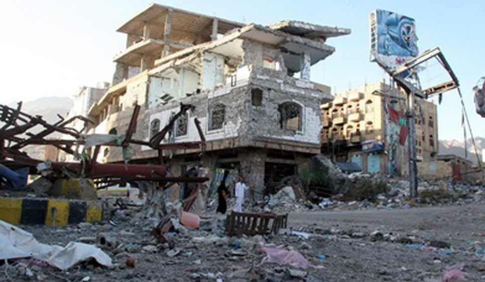 Yemn-airstrike