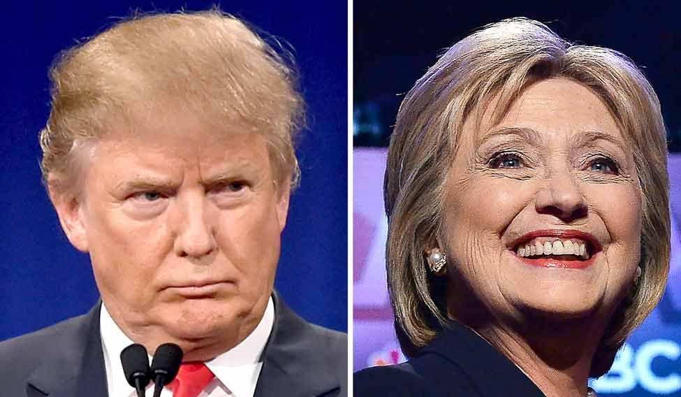 US-VOTE-TRUMP-CLINTON