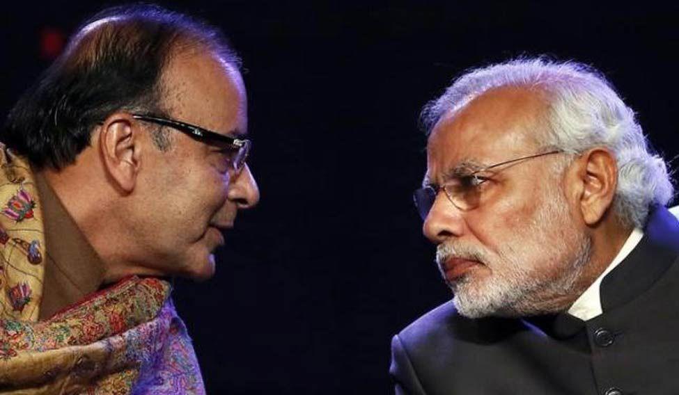 Modi-Jaitley-Reuters