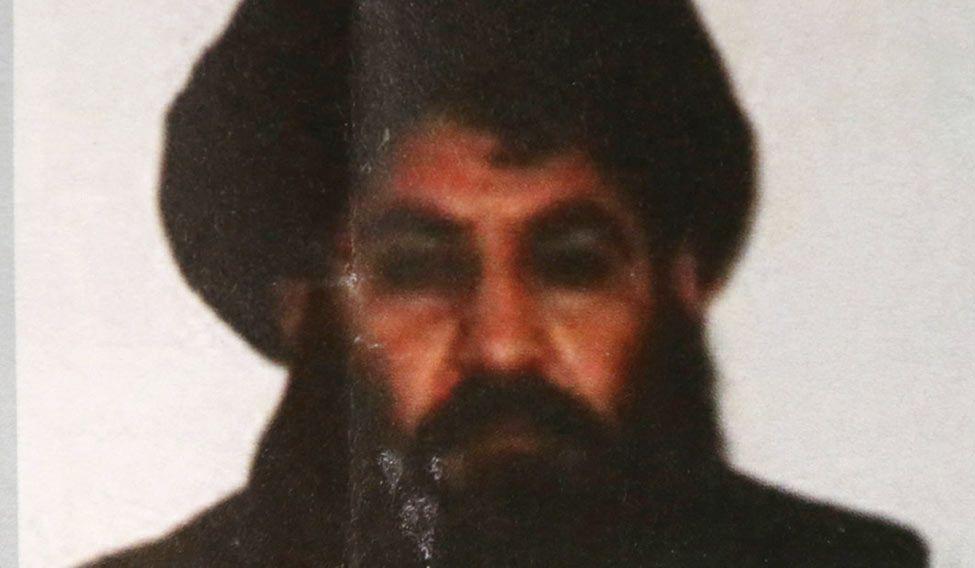 Mullah-Akhtar-Mansour