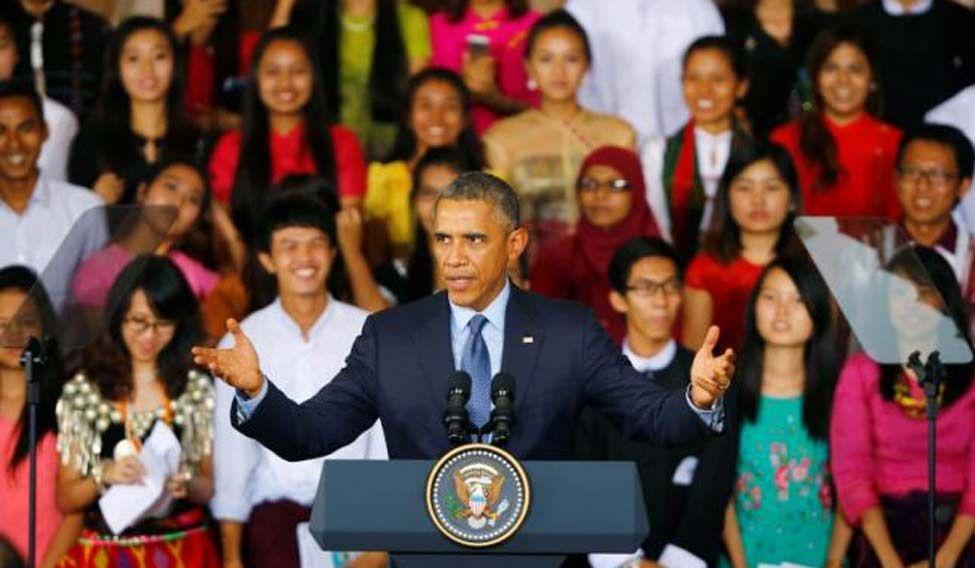 Obama-Yangon-Reuters