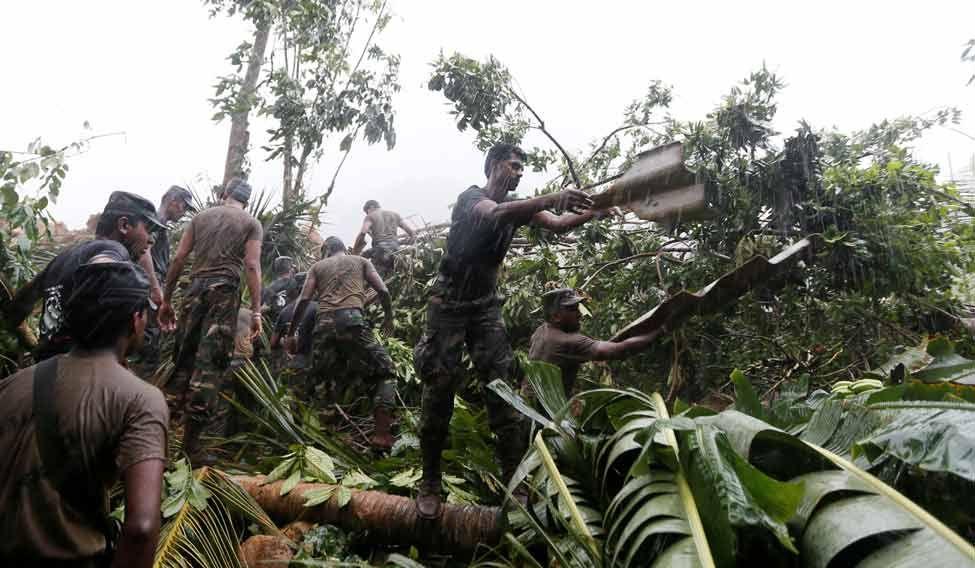 SriLanka-landslide