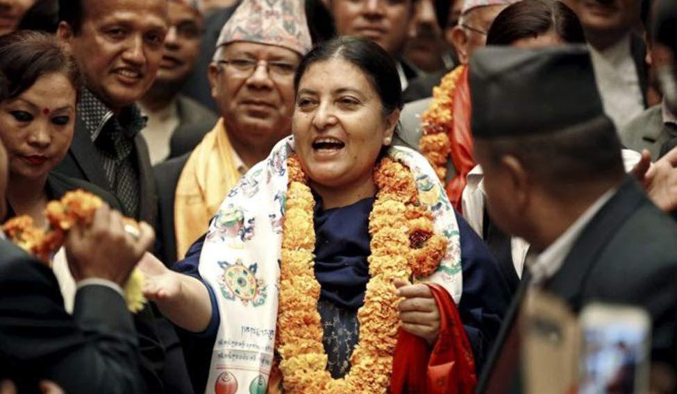 bidhya-devi-bhandari-reuters