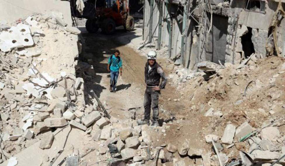 Airstrike-Aleppo