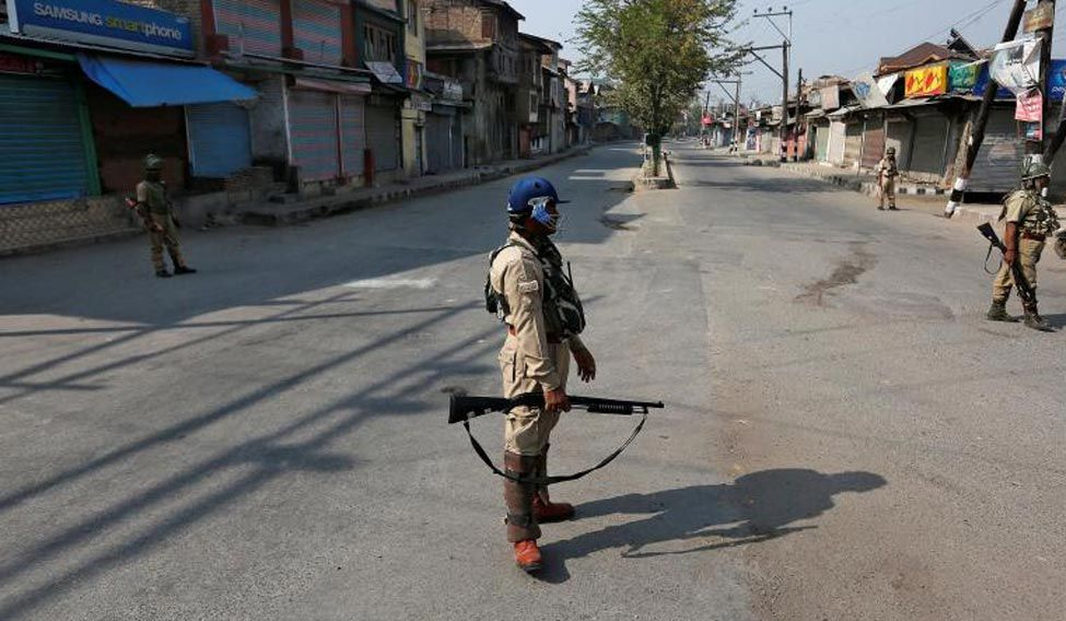 Police officer stoned to death in Jammu and Kashmir