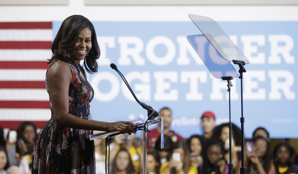 michelle-obama-rally-ap