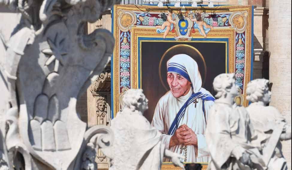 VATICAN-RELIGION-TERESA-INDIA-SAINT-CANONISATION