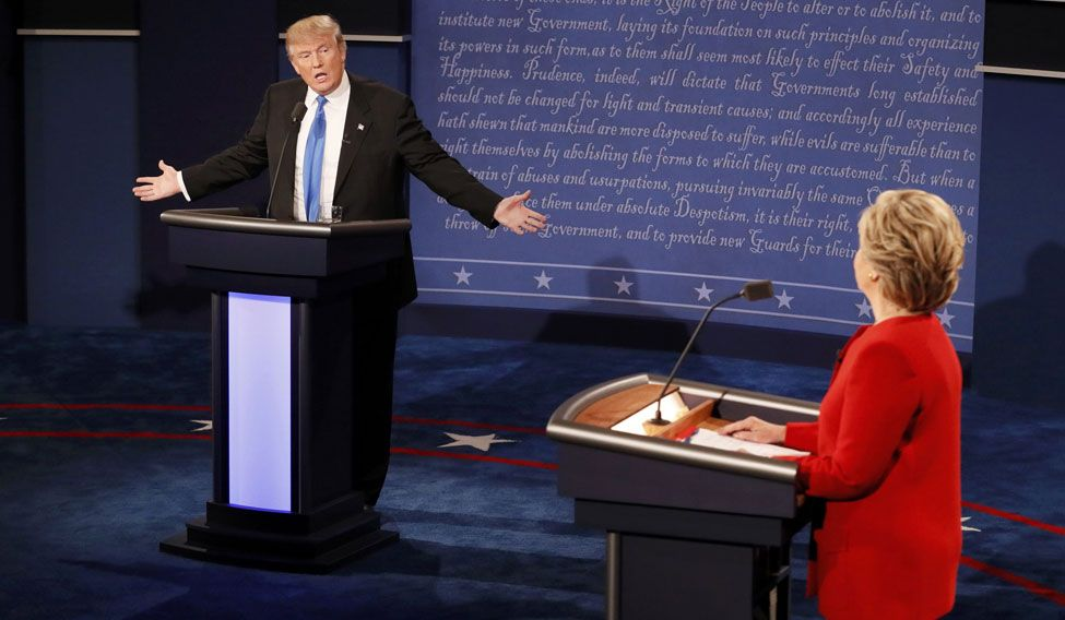 trump-clinton-debate-afp