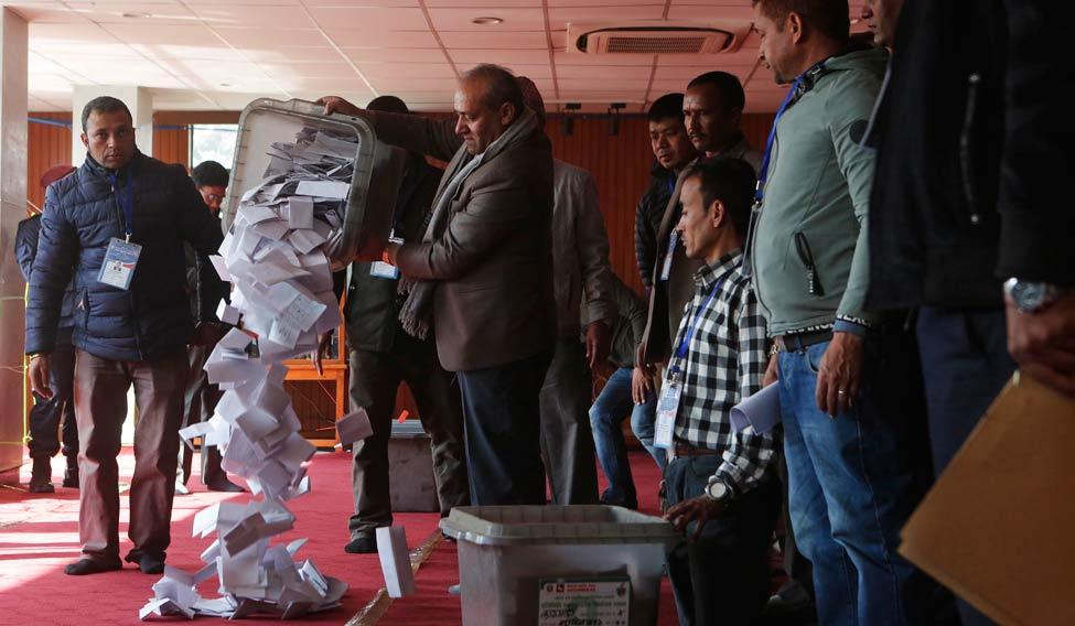 Nepal Election