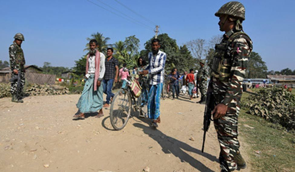 Army troops on standby as Assam waits for first draft of NRC