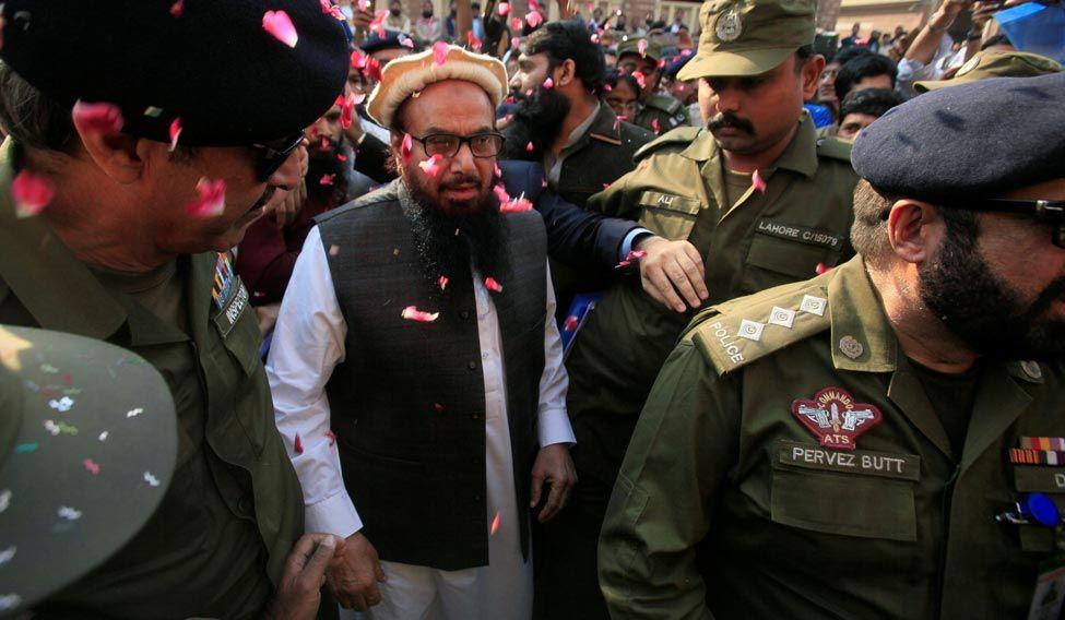 No case against Hafiz Saeed: Pakistan PM