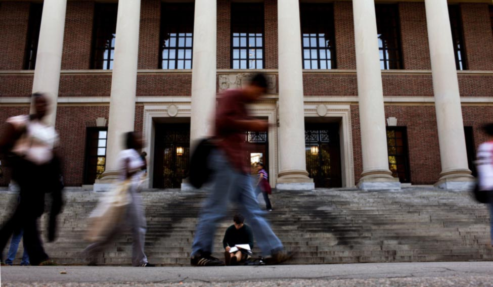 US threatens to sue Harvard over admissions policy probe