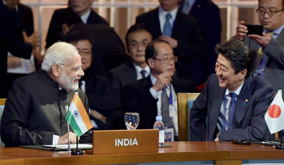 Will Modi's upcoming Japan visit mark an uptick in relations like never before?