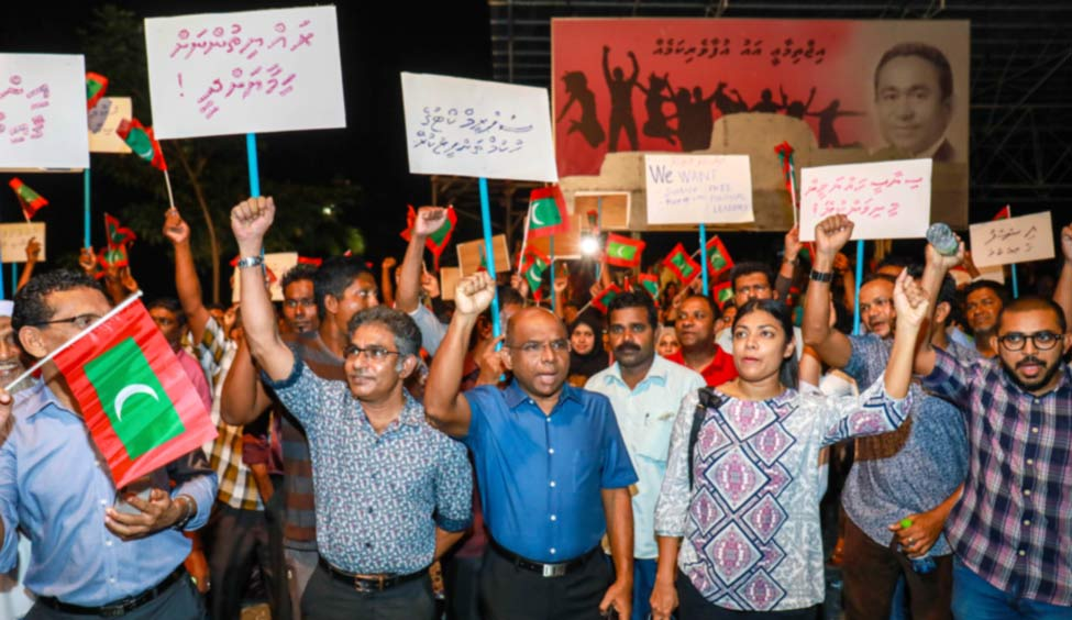 Calls for Indian intervention threat to nation's sovereignty: Maldives