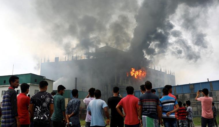 BANGLADESH-FIRE/