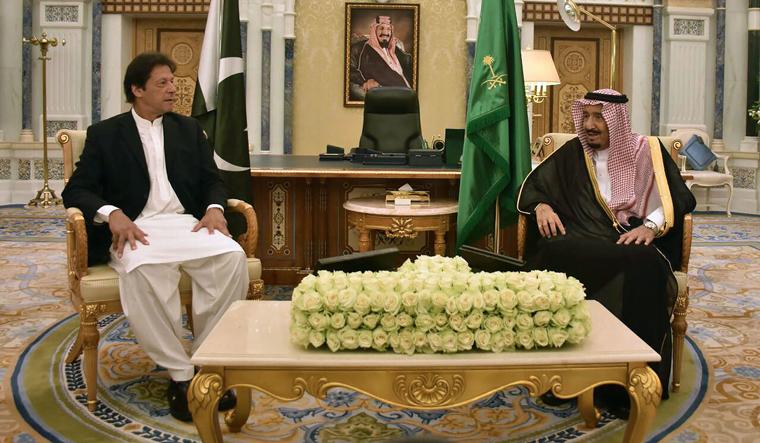 saudi-king-imran-khan-afp