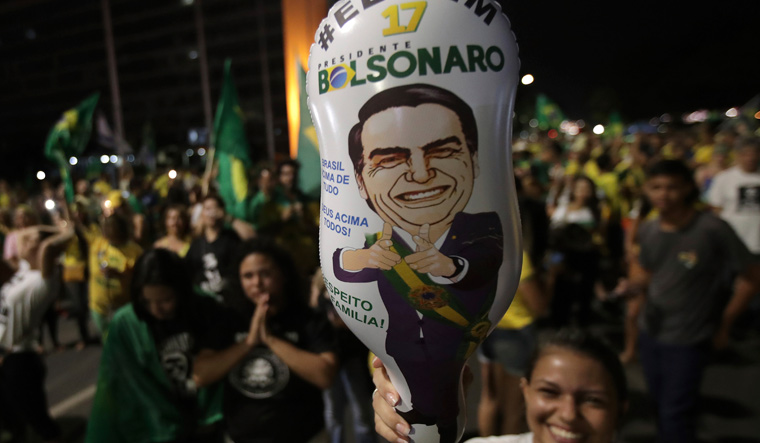 Brazil's new president doubts prospect of Embraer-Boeing merger