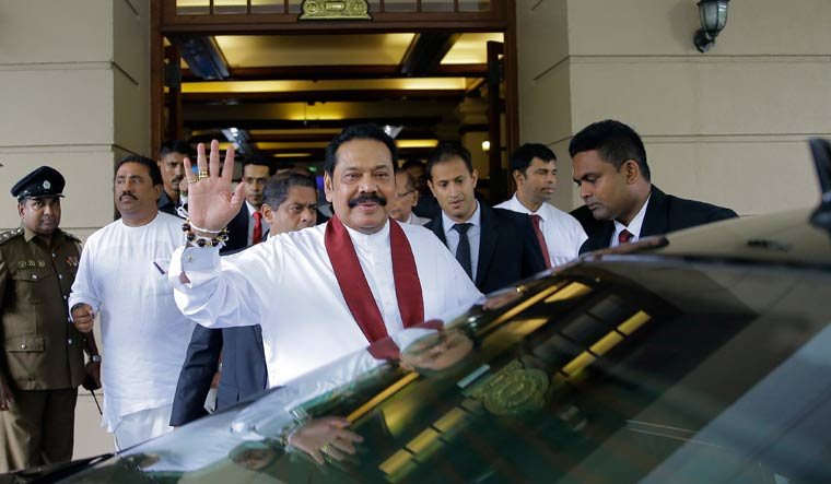 Rajapaksa poaches Tamil MP ahead of crucial trust vote