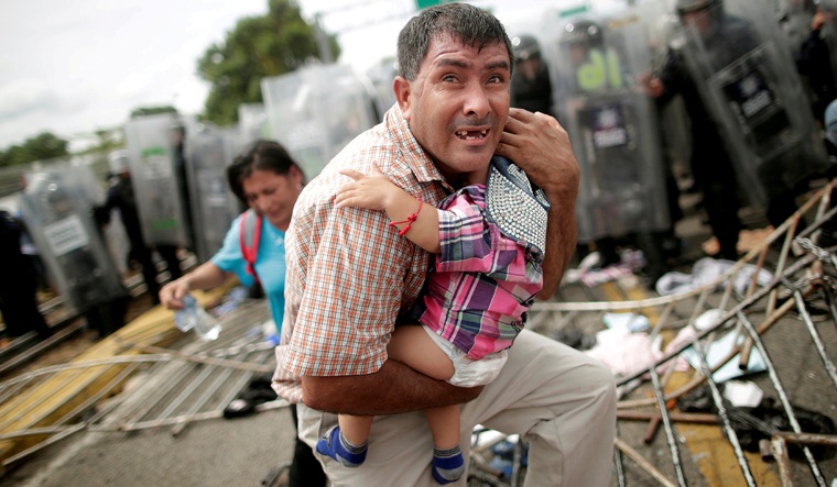 Seven-year-old Guatemalan girl dies in US custody