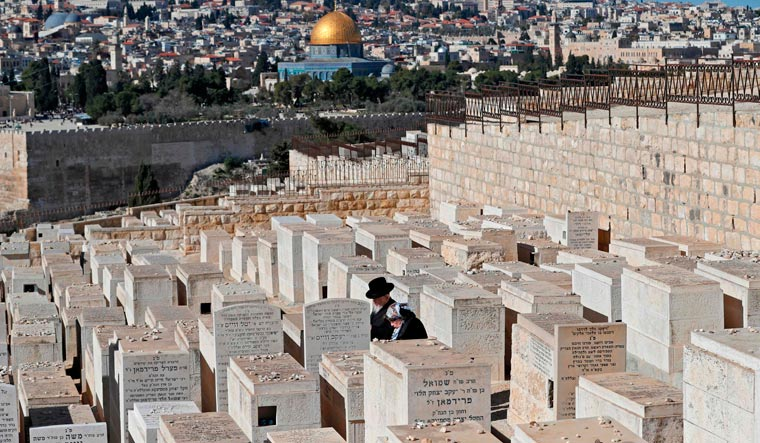 Australia formally recognises West Jerusalem as capital of Israel