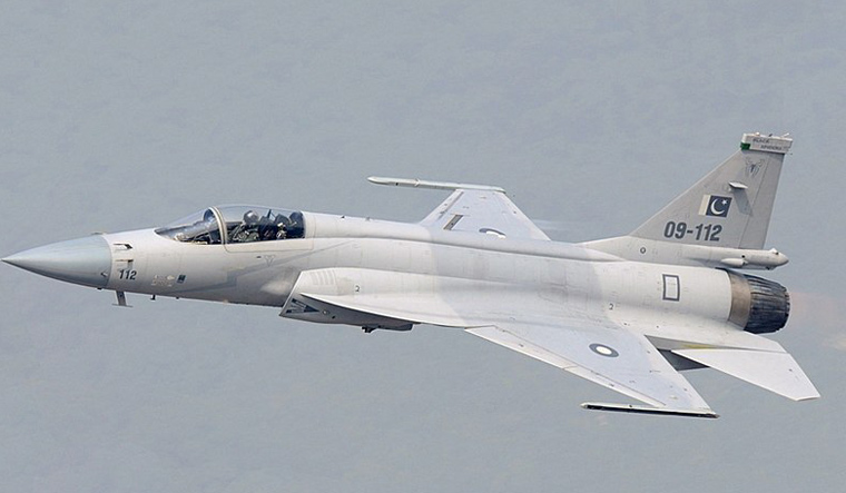 JF-17 fighter