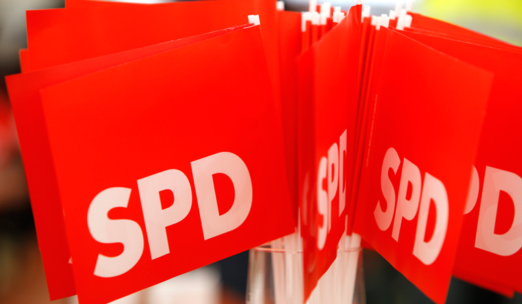 German Social Democrats Launch Make-Or-Break Vote On Coalition Deal