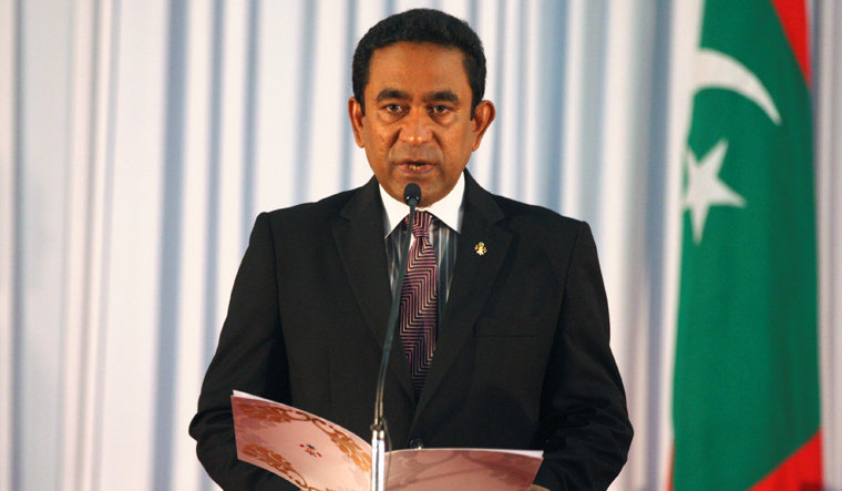 State of emergency extended by 30 days in Maldives