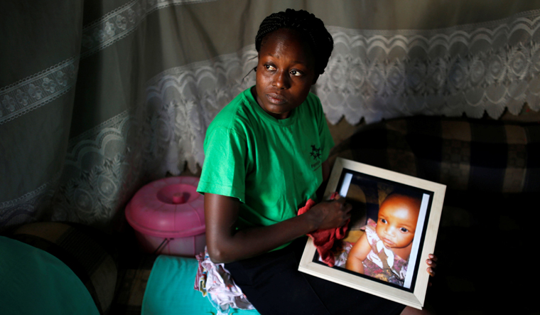 Image result for Baby Pendo was exposed