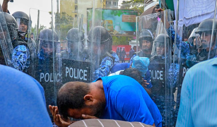 Assertion by India over emergency extension a distortion of facts: Maldives