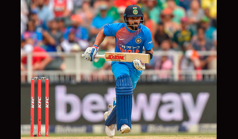 India clinch T20 series against South Africa 2-1