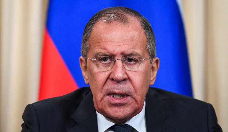 RUSSIA-TURKEY-DIPLOMACY, Sergei Lavrov