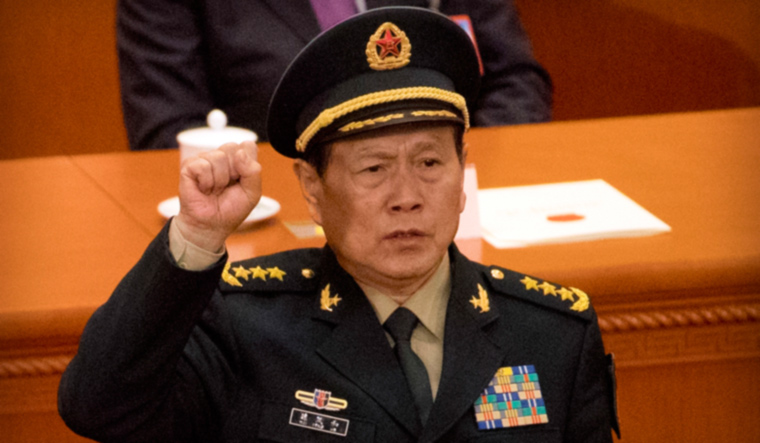 China's missile man is new defence minister