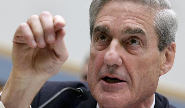 White House lawyer says Trump is not considering firing Mueller