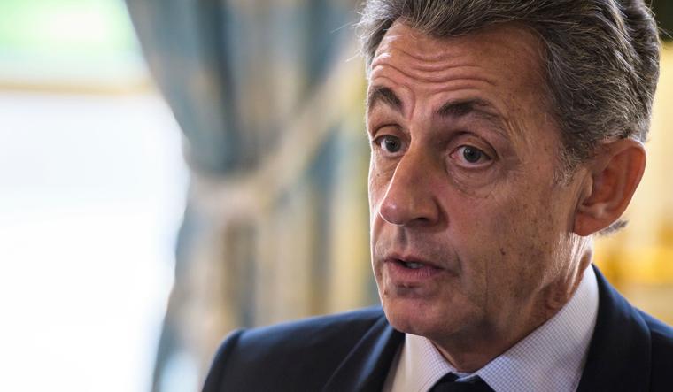 Sarkozy in custody in campaign funding probe