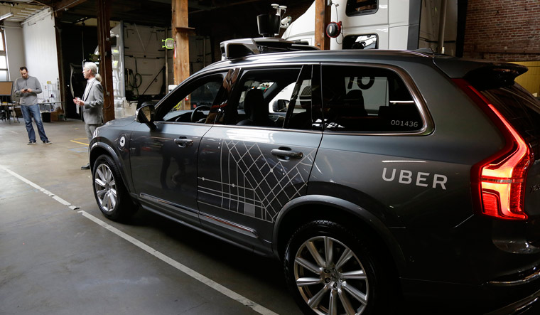 Autonomous car claims first life: Woman killed after being hit by driverless Uber