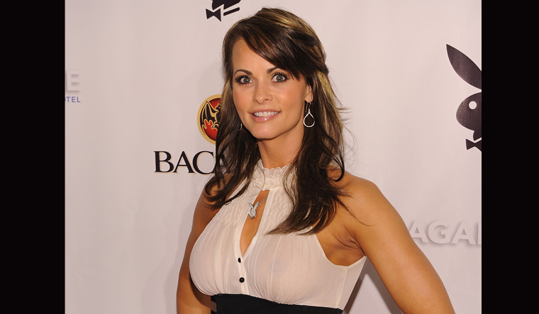 Karen McDougal, ex-Playboy model alleging affair with Trump, speaks out
