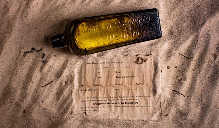 oldest-message-in-bottle-afp