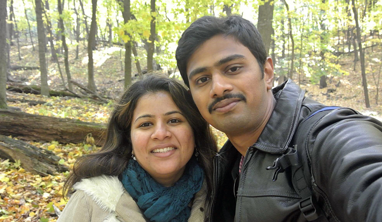 United States navy veteran sentenced life imprisonment for killing Indian techie