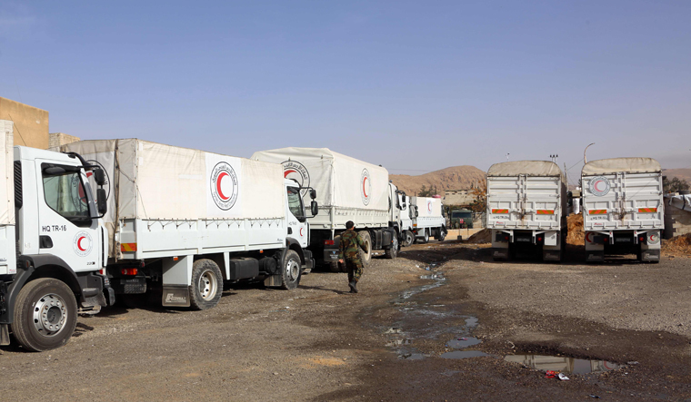United Nations  unable to return to Eastern Ghouta to deliver aid