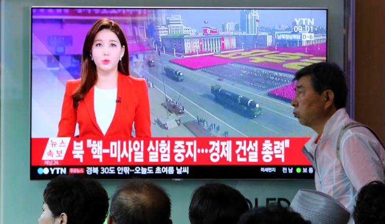 South Koreans sceptical of North Korea's promises; want proof