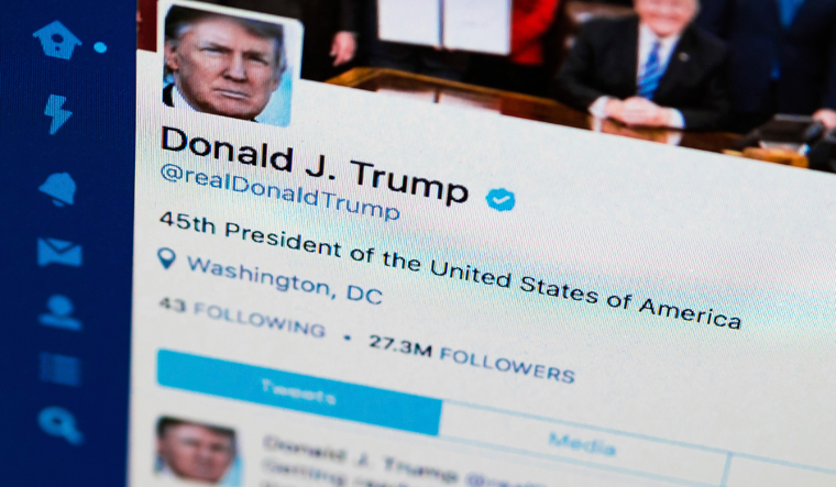 Trump banned from blocking Twitter users from his account