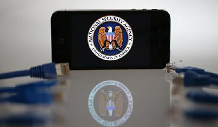 Spy agency NSA triples collection of US phone records