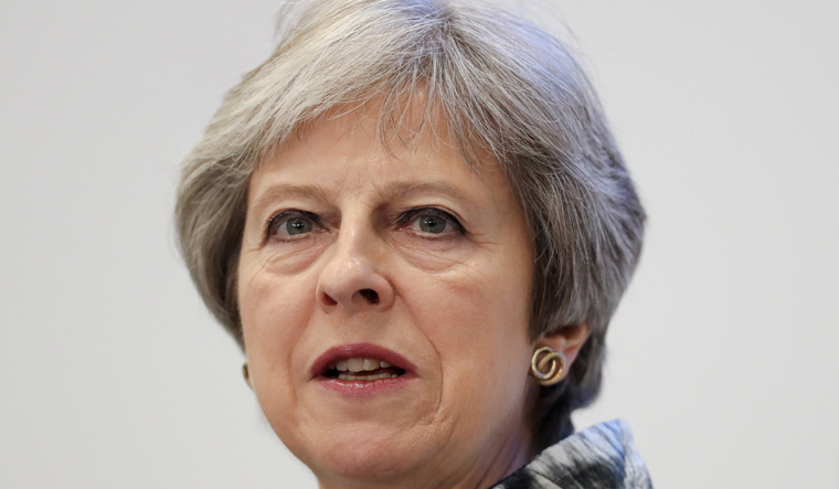 Brexit deal '95 per cent' done: May to calm nerves in parliament