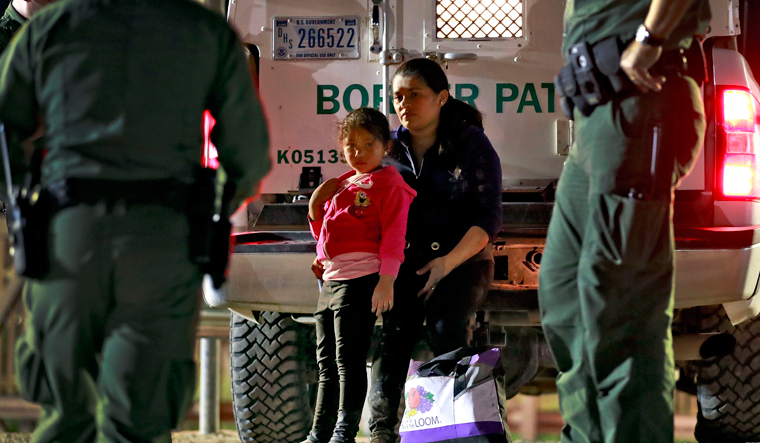 Judge Orders Plane Carrying Deported Mother And Child Turned Around