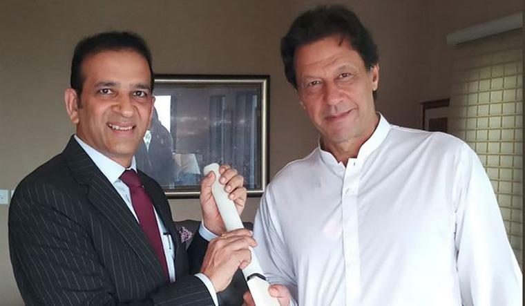 imran khan indian high commissioner