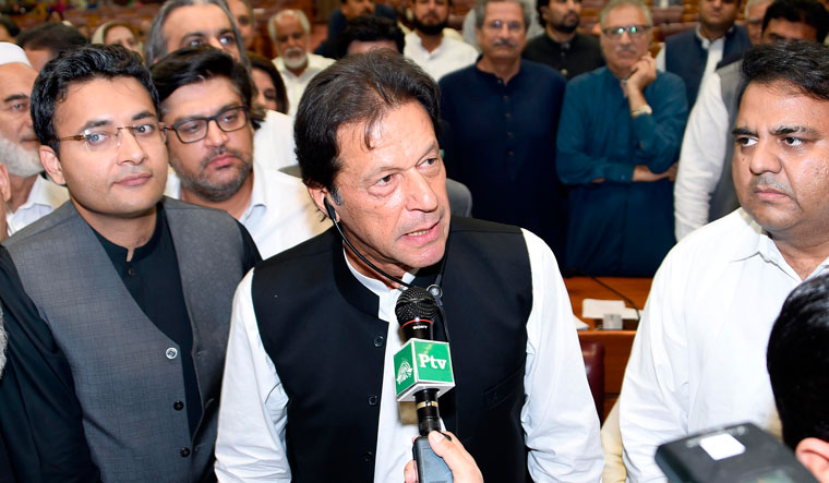 Pulwama attack: 'If India hits, Pakistan will retaliate,' says Imran Khan